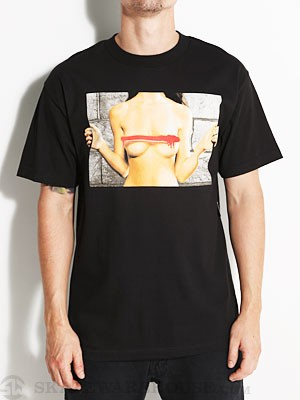 JSLV Van Styles Censored Tee Black MD