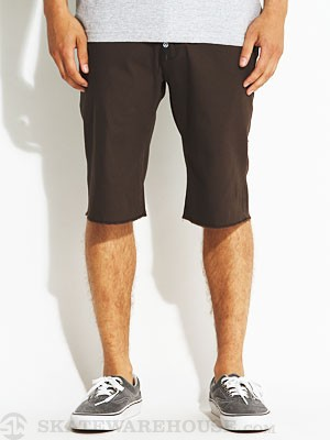 JSLV Worker Shorts Chocolate 28