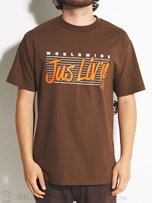 JSLV Worldwide Liv'n Tee Coffee SM