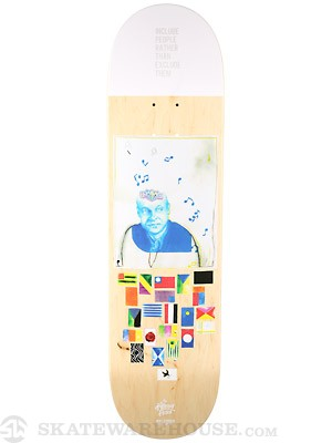 The Killing Floor Eno Mat O'Brien Heads Deck 8.25x31.9