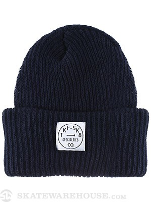 The Killing Floor Specialties Fold Beanie Navy