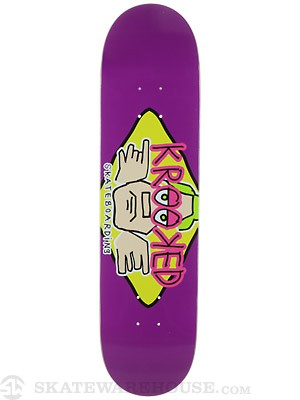 Krooked Arketype 2 SM Purple Deck  7.81 x 31.75