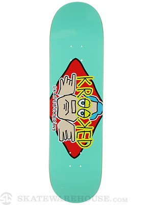 Krooked Arketype 2 XL Mint Deck  8.4 x 32