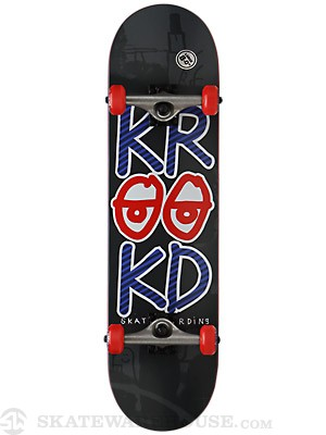 Krooked Stacked Eyes LG Complete 8.0 x 32