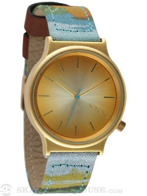 Komono Wizard Watch  Bora Bora