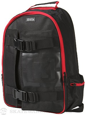 KR3W Buck Backpack Black