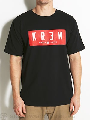 KR3W Lock Box 2 Tee Black SM