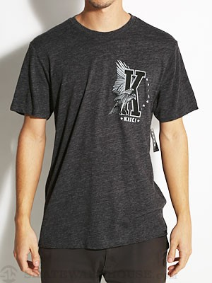 KR3W Hawk Tee Charcoal MD