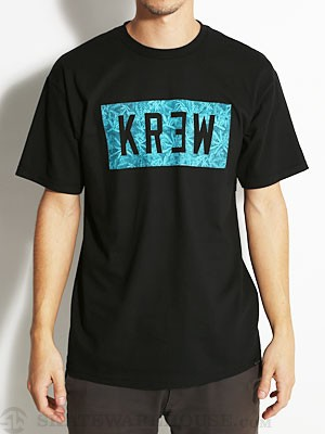 KR3W Holiday Tee Black SM