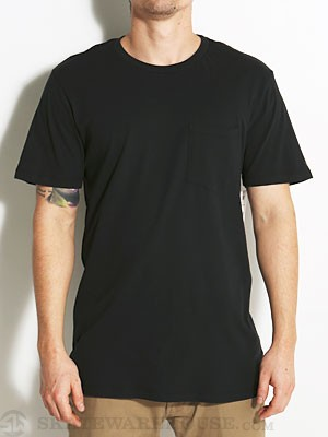 KR3W Pocket 2 Tee Black SM
