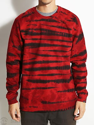 KR3W Vault Crew Sweatshirt Red MD