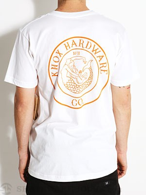 Knox Hardware Seven Seas Tee White MD