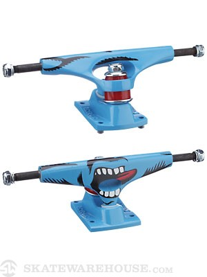 Krux Screaming Truck 4.0 Tall Blue 8