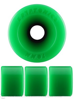 Kryptonics Star Trac Green 86A Wheels