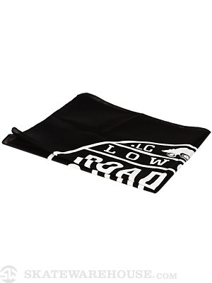 Lowcard Road Rats Bandana Black