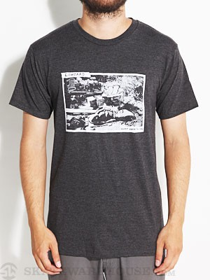 Lowcard Sleep Where You Can Tee Grey SM