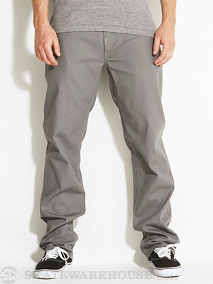 LRG Core Collection TS 5 Pkt Pants Charcoal 32