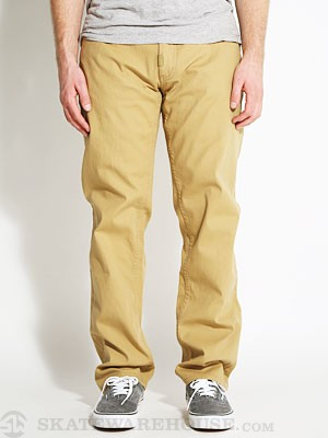 Core Collection TS 5 Pocket Pants Dk Khaki 32