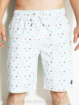 LRG Brighter Side Boardshorts Ice Blue MD