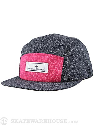 LRG Dan Atlanta 5 Panel Hat Navy