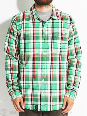 LRG Down From Earth Woven Kelly Green MD
