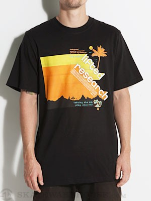 LRG Lifted Research Premium Tee Black SM