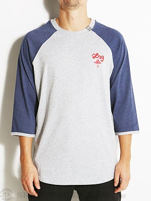 LRG Research Collection Baseball Tee Ash MD