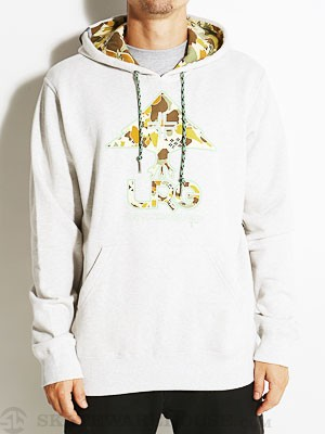 LRG Research Collection Hoodie Ash MD
