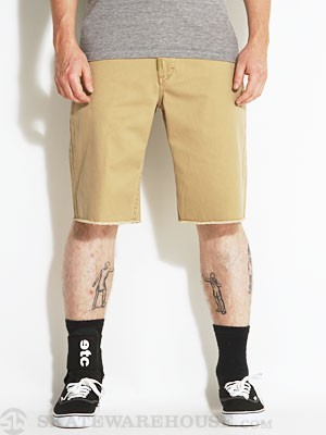LRG Core Collection TS Chino Shorts Bt Khaki 30