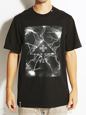 LRG Tree Striker Tee Black SM