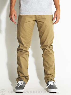 LRG Research Coll TT Pants British Khaki 30