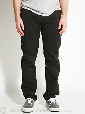 LRG Core Collection TT Chino Pants Black 32