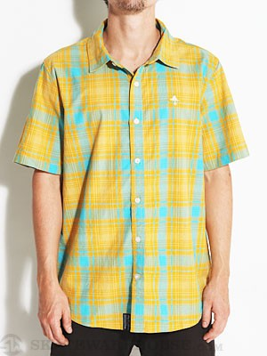 LRG Young Bright Woven Mustard MD