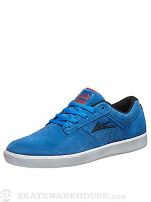Lakai BB4 Shoes  Royal Suede
