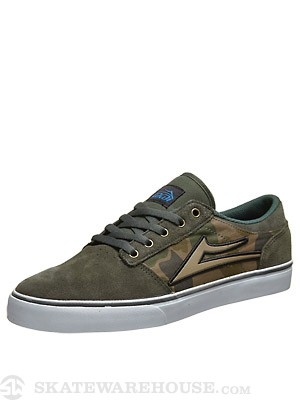Lakai Brea Shoes  Rifle Camo