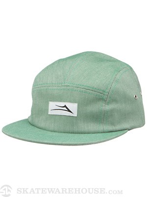 Lakai Colt 5 Panel Hat Green