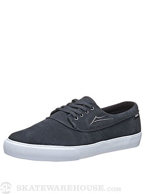 Lakai Camby Shoes  Phantom Suede