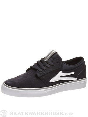 Lakai Griffin Shoes  Midnight Suede