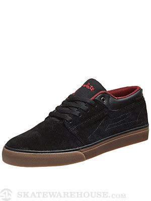 Lakai Marc Anchor Shoes  Black/Gum