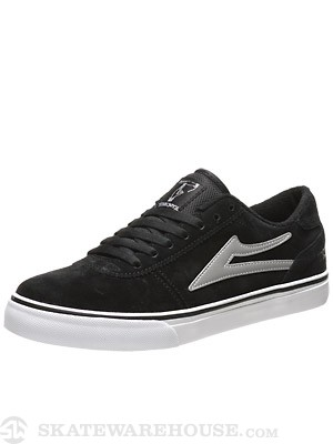 Lakai x Trunk Boyz Manchester Shoes  Black/Grey