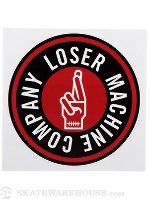 Loser Machine Company Sticker