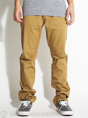 Loser Machine Flanders Chino Pants Khaki 30