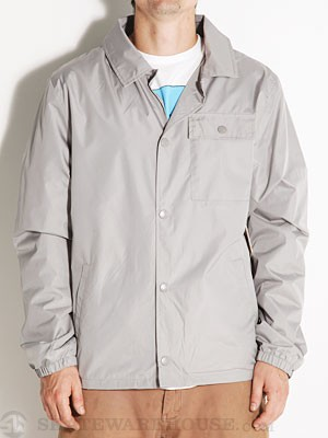 Lost No Brainer Jacket Grey MD