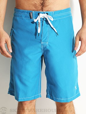 Lost Solidify Boardshorts Cyan 30
