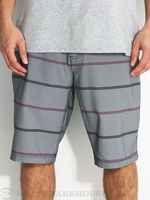 Lost Walk-It Print Shorts Grey 28