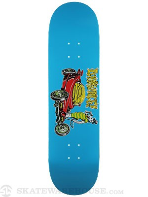 Lurkville Big Daddy Beatnick Deck 8.5 x 32.25