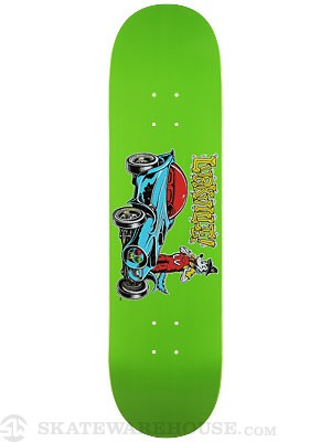 Lurkville Big Daddy Wolf Billy Deck 8.375 x 32