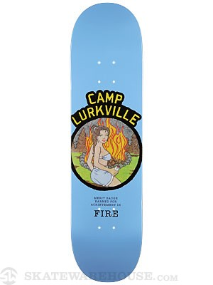 Lurkville Camp Lurkville Fire Deck 8.5 x 31.9