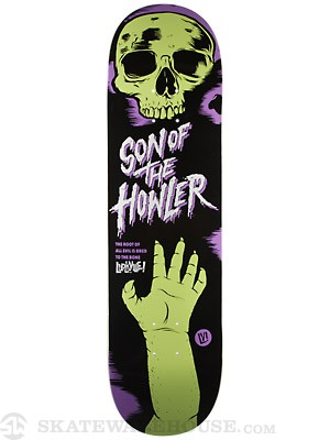 Lurkville Son of the Howler Deck 8.25x32.25