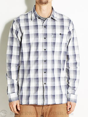 Levi's Maker Woven Shirt Blue/Grey SM